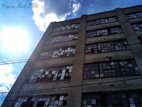 Industrial Abandon by damn_que_mala