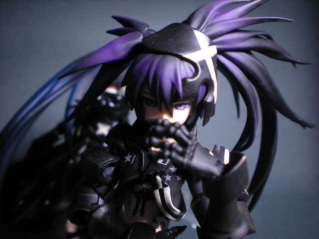 Max Factory Figma SP-41 Insane Black Rock Shooter