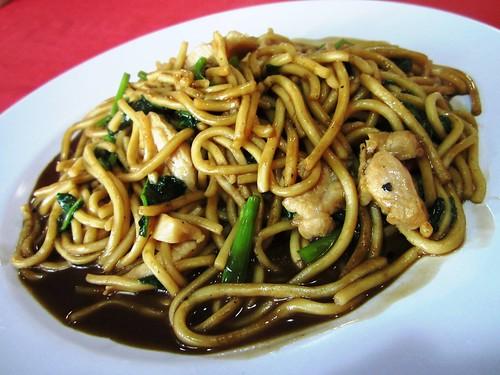 Ruby Foochow fried noodles