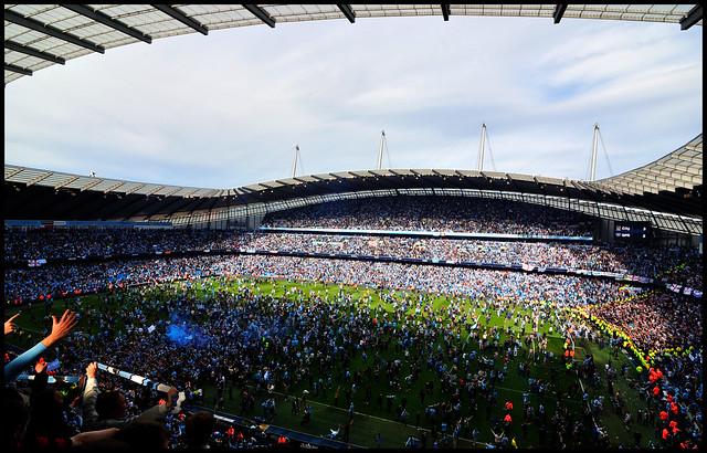 Manchester City v QPR