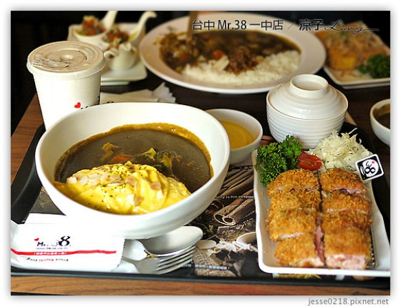 台中 Mr.38 一中店 15