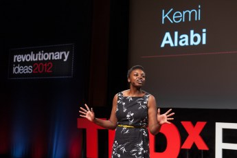 TEDxBoston 2012 - Kemi Alabi