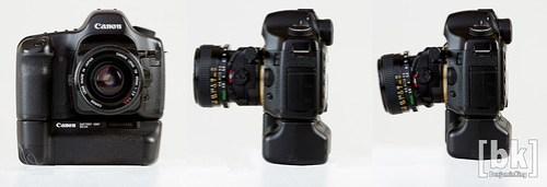 Canon 35mm Tilt/Shift S.S.C. Fd Mount Lens (converted to EOS)