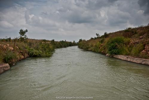 Tungabhadra Canal
