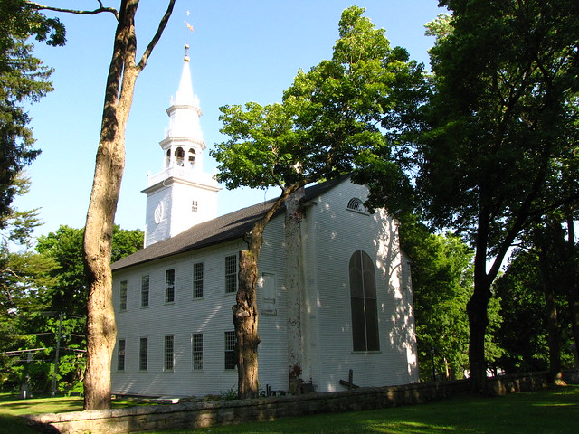Church of Christ Congregational of Norfolk circa 1813