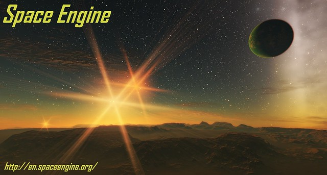 Space Engine poster