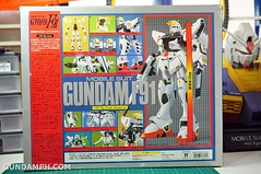 Gundam F91 1-60 Big Scale OOTB Unboxing Review (5)
