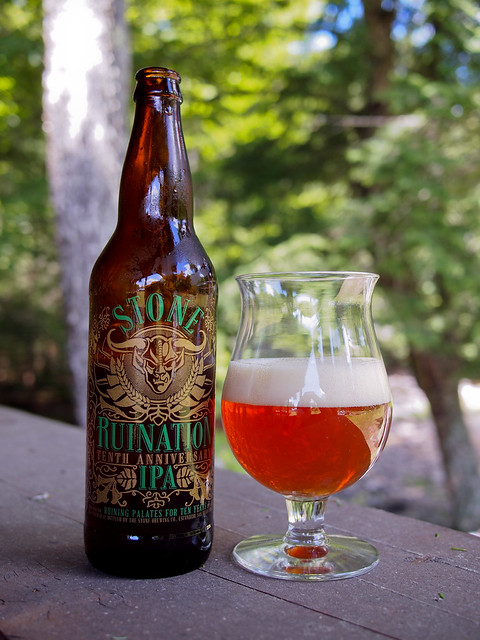 Stone Ruination 10th Anniversary