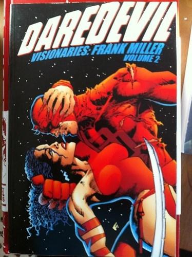Daredevil Visionaries: Frank Miller Volume 2