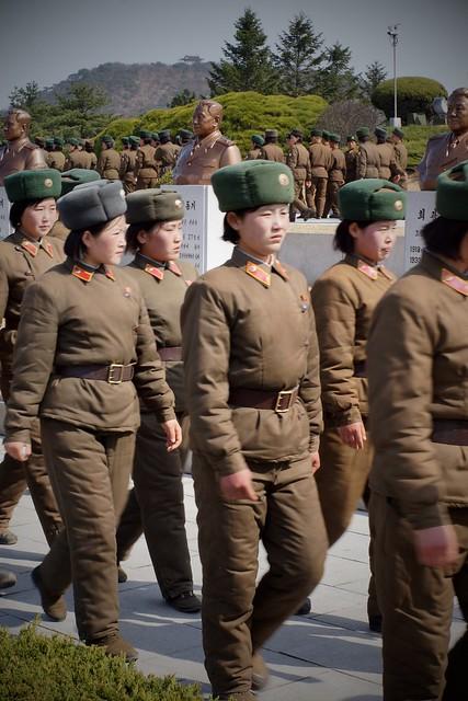 Pyongyang Revolutionary Martyrs Cemetery