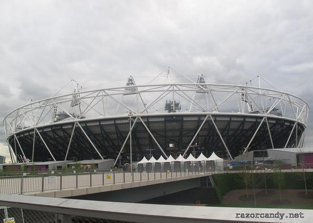 Olympics Stadium - 5th May, 2012 (4)