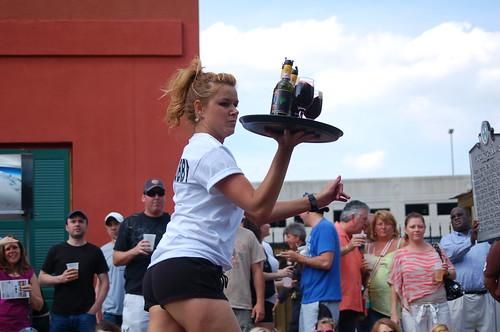 Beale Street Wine Race, Memphis, Tenn.