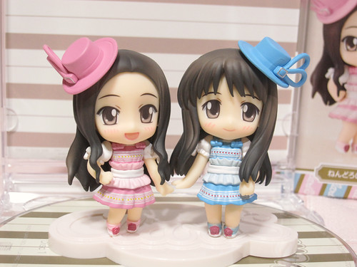 Nendoroid Petit ClariS connect version