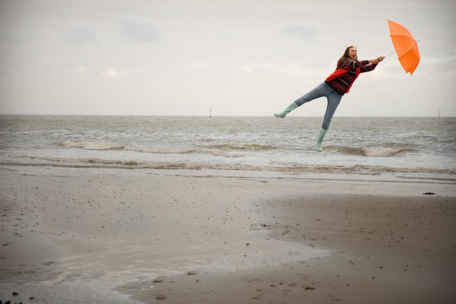 Blowing a Gale ...