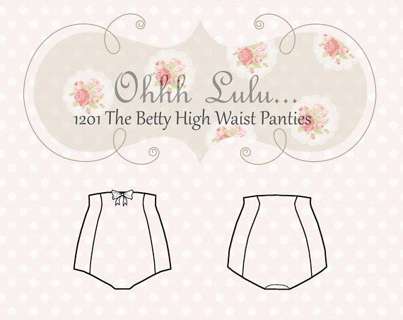 betty panties