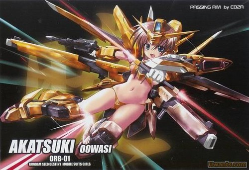 possible references to the next AGP MS Gundam Girl (4)