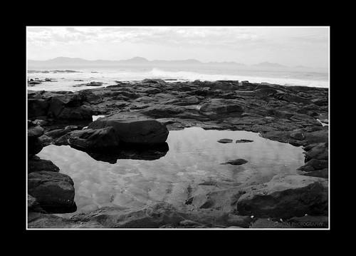 Mossel Bay rocks #2 by EL-CHAIYAI Photography