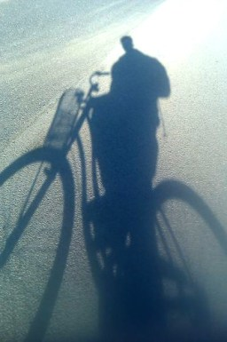 Biking Shadows