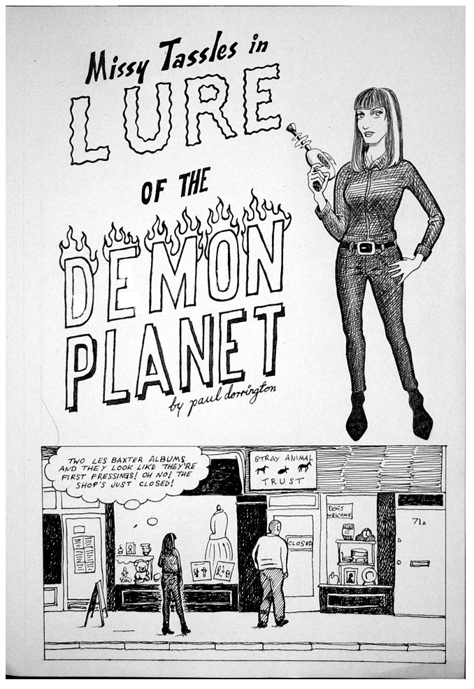 lure of the demon planet 1