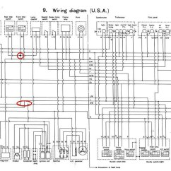 Yamaha Virago Wiring Diagram Baldor 5 Hp Motor Simple Errors In Tx500 Yfz 450
