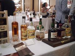 Rhum JM. Whisky Live Singapore 2012, St. Regis Hotel