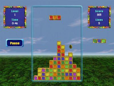 gameplay de tatris 2008