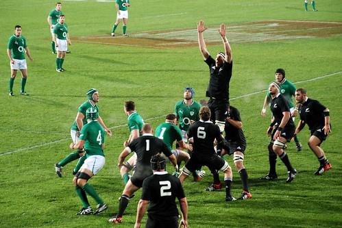 All Blacks vs. Ireland