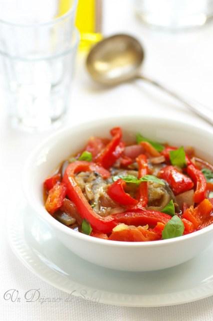 Summer Italian minestrone