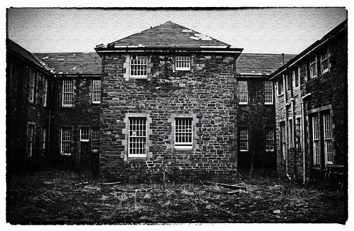 Confinement at Talgarth Mental Hospital