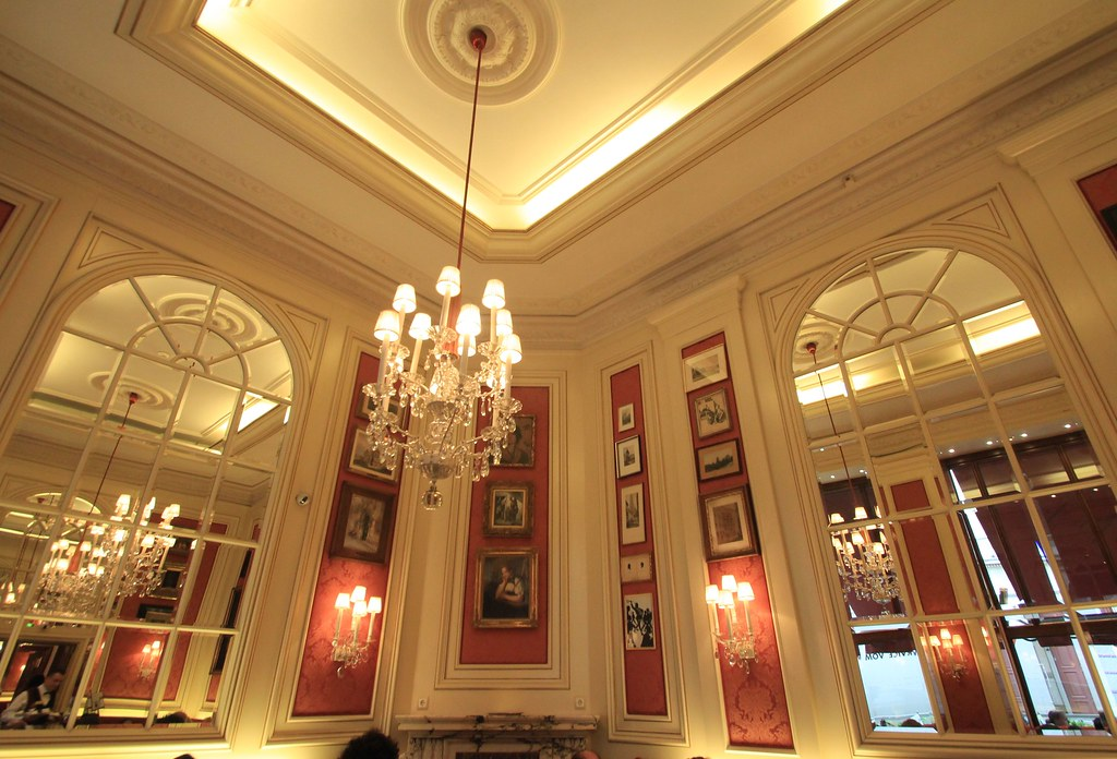 Hotel Sacher- Vienna, Austria