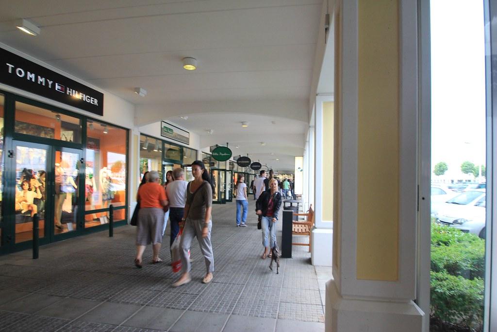 Parndorf Outlet Mall- Vienna, Austria