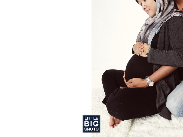 It's all about the Bump| Maternity Studio Portraiture