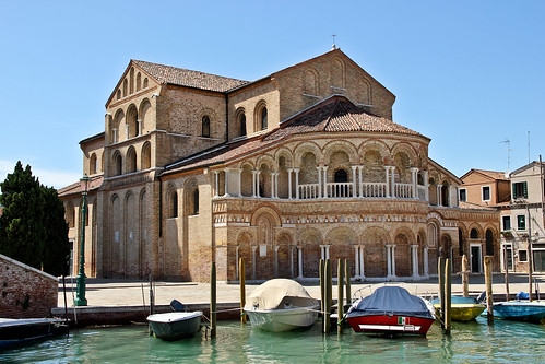 Santa Maria and San Donato Cathedral, Murano