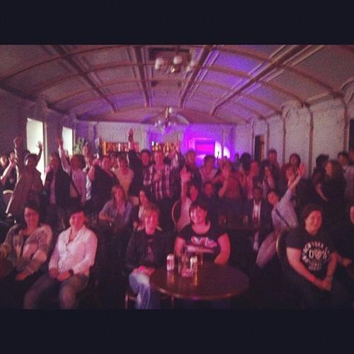 Amazing audience