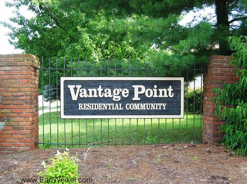 Vantage Point Louisville KY 40299 Homes For Sale off Ruckriegel Pkwy at Gaudet Rd in Jeffersontown by EarlWeikel.com