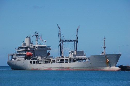 HMNZS Endeavour