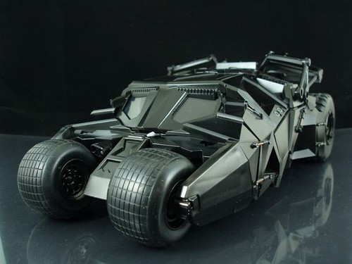 Transformers Batman Tumbler Custom Action Figure by Speedlee - gundamPH (2)