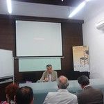 Ramón Jáuregui en Olavide en Carmona