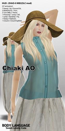 SLC Chiaki AO set @ The Deck