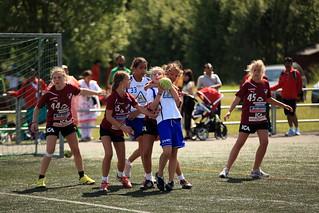 Handball: Foul