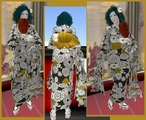 MiuMin kimono