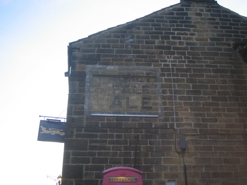 Osmotherley Ghostsign