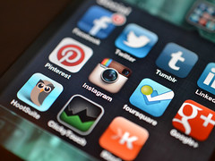Instagram and other Social Media Apps by Jason A. Howie