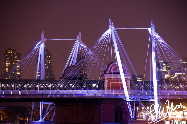 Bridge Of Light – Daily Photo (1st October 2012)