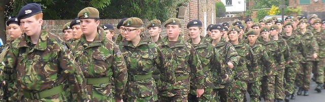 Cadets Marching3