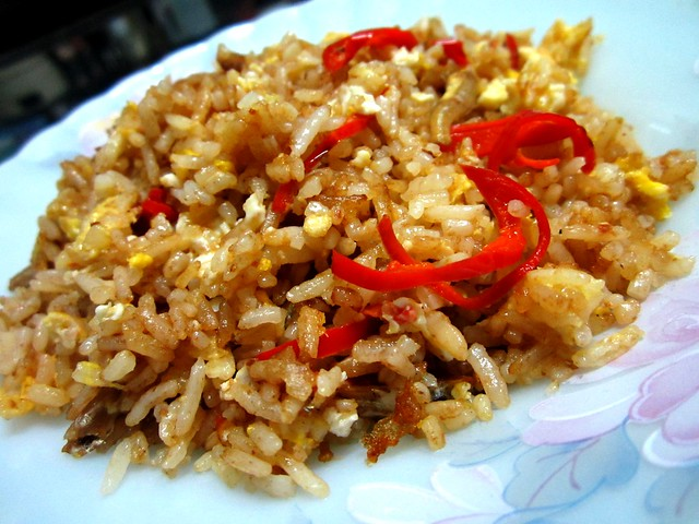 STP's belacan fried rice 2