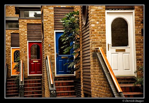 4 Doors - Greenwich