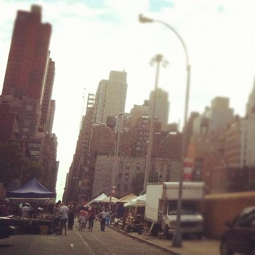 #nyc yard sale
