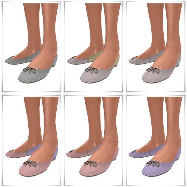 Ballet Flats 2