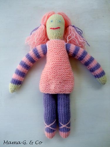 Ballerina Doll (2)